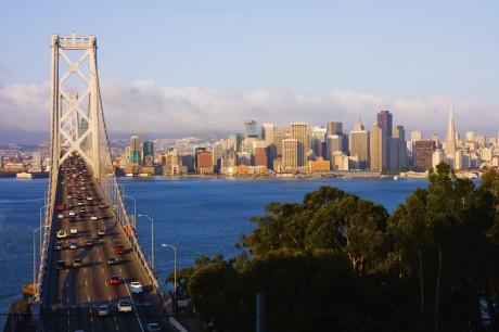 Bay Bridge From East Bay