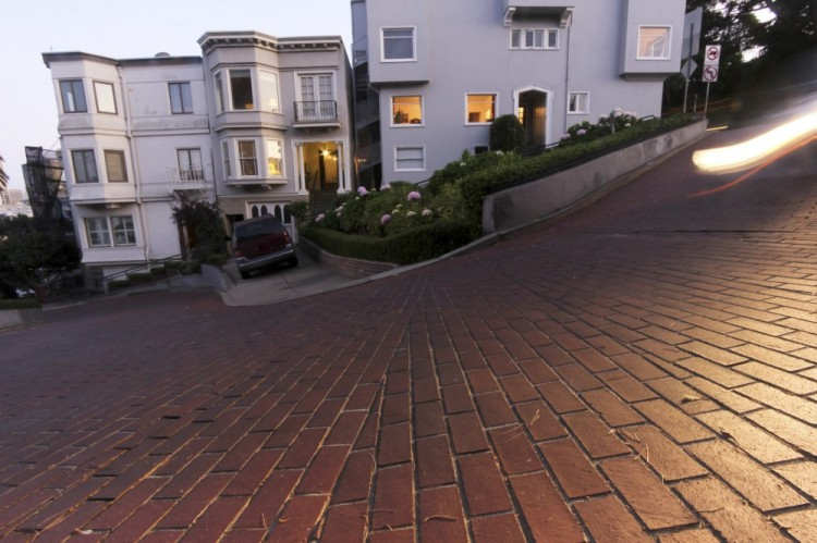 Brick Street In San Francisco By San Francisco Premises Liability Attorney
