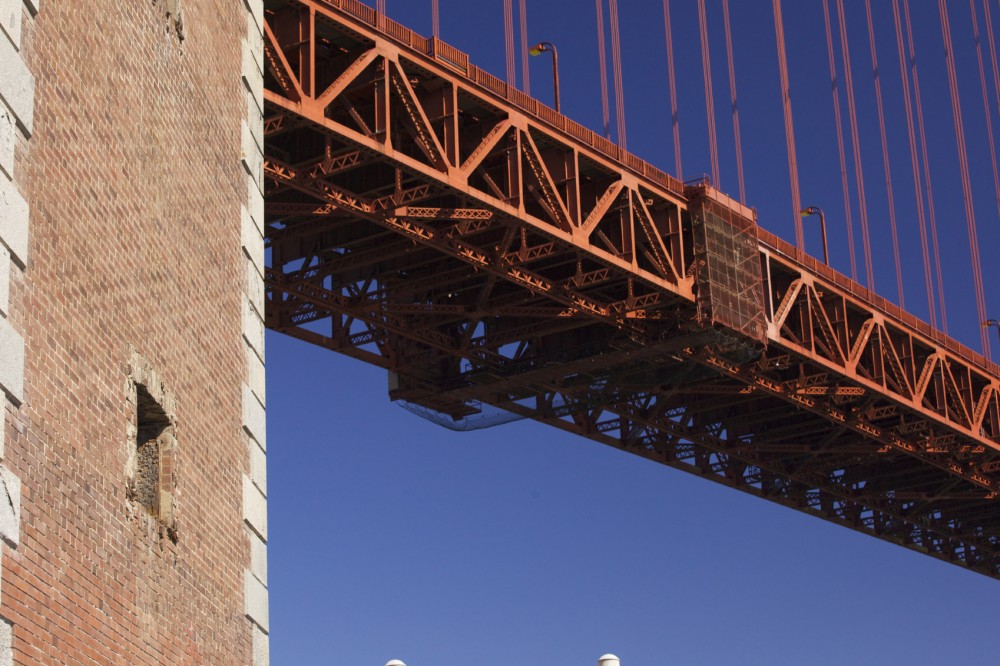 Building Beneath the Golden Gate Bridge By Product Liability Attorney San Francisco
